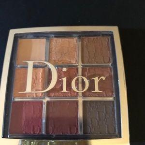 Other - Dior Backstage Eye palette Amber Neutrals